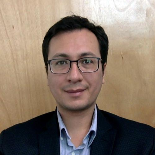 Dr. Juan Pablo Ignacio Ramírez Paredes