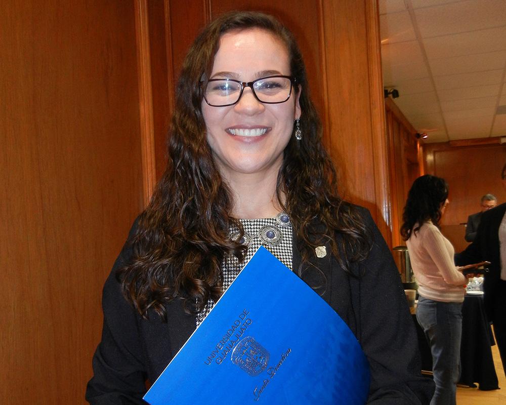Dra. Rocío Alfonsina Lizárraga Morales